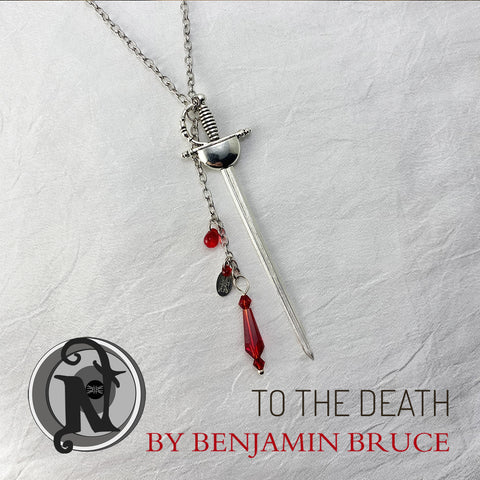 A Dual to the Death NTIO Necklace by Ben Bruce