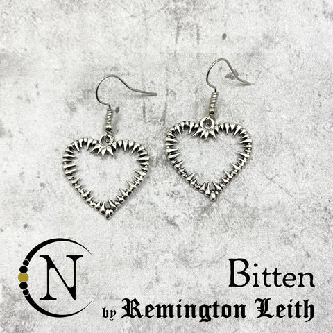 Earrings ~ Bitten by Remington Leith