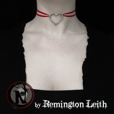 Bitten Choker by Remington Leith