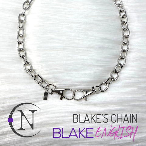 Blake's Chain NTIO Necklace/Choker by Blake English