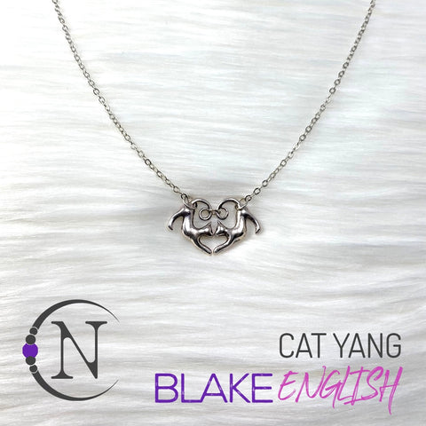 Cat Yang NTIO Necklace by Blake English