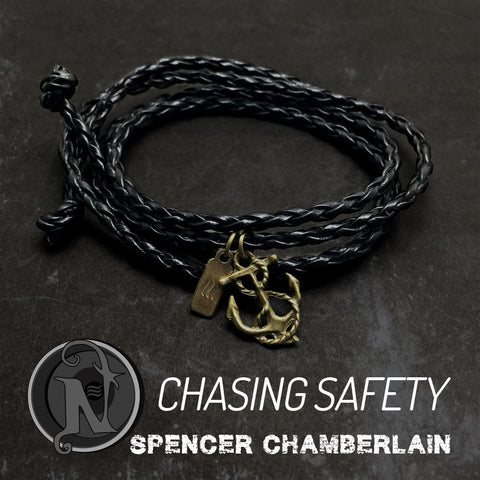 Chasing Safety NTIO Bracelet By Spencer Chamberlain