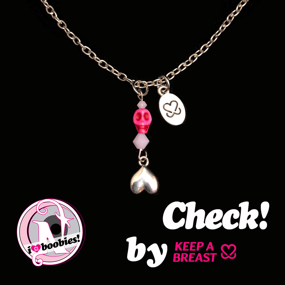 CHECK! NTIO Necklace by Keep a Breast