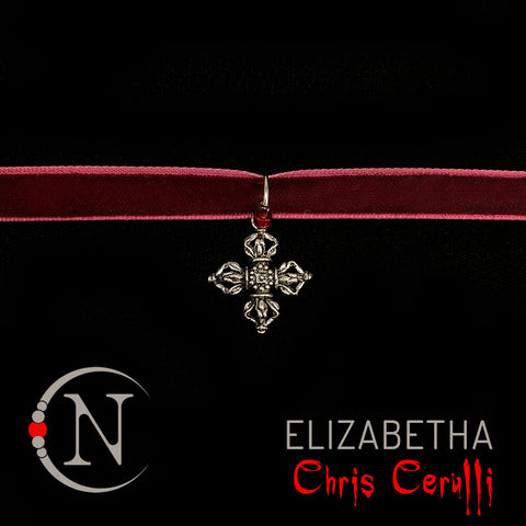 Elizabetha NTIO Necklace/Choker by Chris Cerulli ~ 25 Available Before Halloween