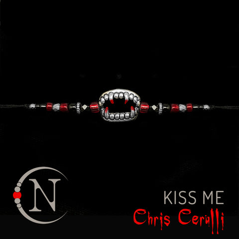 Kiss Me NTIO Bracelet by Chris Cerulli Limited Remains only 10!