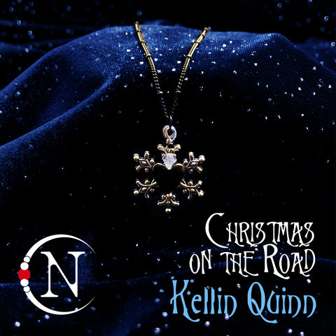 Christmas On the Road NTIO Necklace by Kellin Quinn