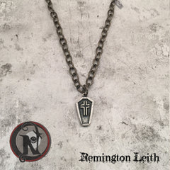 Coffin Necklace/Bracelet by Remington Leith