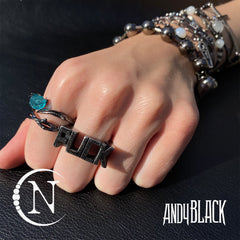 Crown of Thorns NTIO Ring by Andy Black