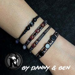 4 Piece Holiday NTIO Bracelet Bundle by Danny Worsnop and Ben Bruce