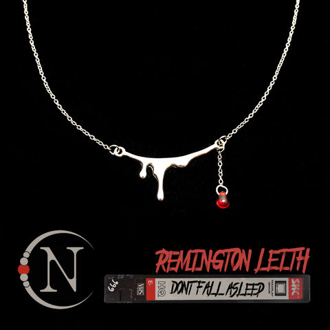 Don't Fall Asleep NTIO Necklace by Remington Leith ~ Limited Only 4 More!
