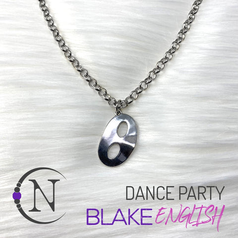 Dance Party NTIO Necklace by Blake English