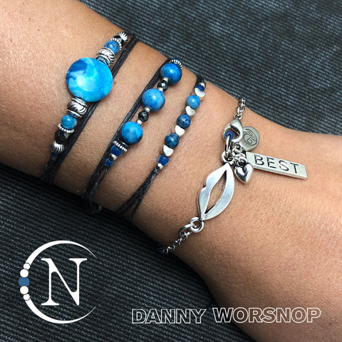 Shades of Blue Arm Bundle NTIO Arm Bundle by Danny Worsnop