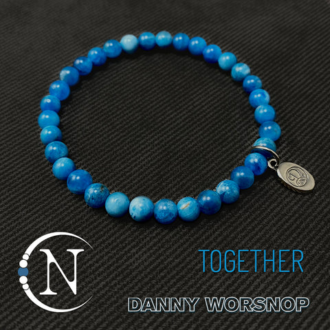 Danny Worsnop NTIO Together Bracelet