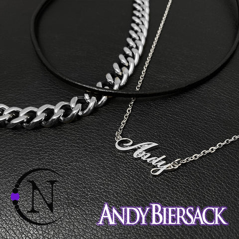 3 Piece Necklace Bundle ~ Dark Phoenix New Era by Andy Biersack