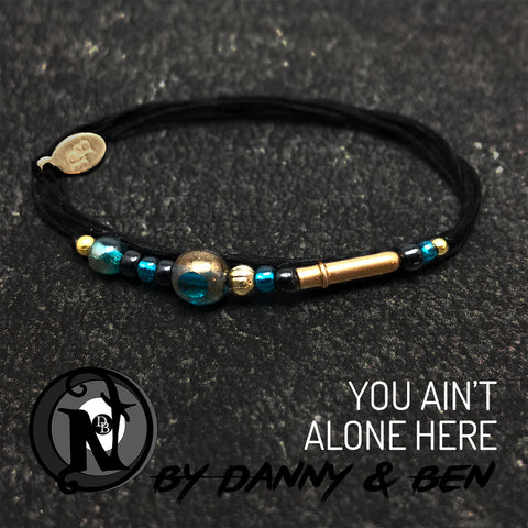 You Ain't Alone Here Daylight NTIO Bracelet by Danny Worsnop & Ben Bruce