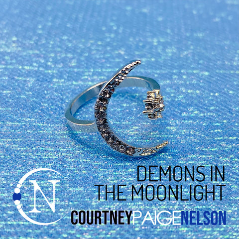 Ring ~ Demons In The Moonlight by Courtney Paige Nelson