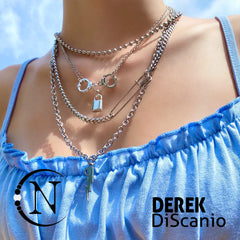 You're Too Strong NTIO Necklace by Derek DiScanio