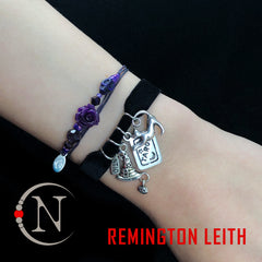 Die For Something Beautiful NTIO Bracelet by Remington Leith