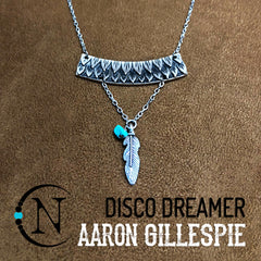 Disco Dreamer NTIO Necklace by Aaron Gillespie