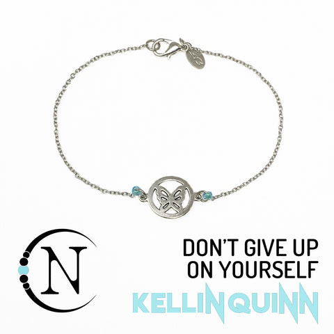 Don't Give Up On Yourself NTIO Bracelet By Kellin Quinn