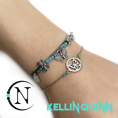 You're Not Alone NTIO Bracelet Bundle By Kellin Quinn