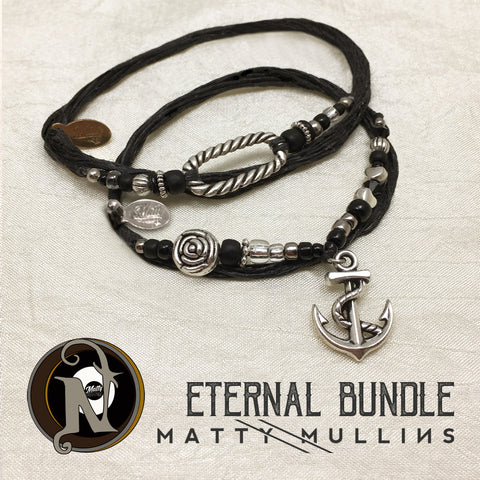 NTIO 2 Bracelet Bundle ~ Eternal by Matty Mullins