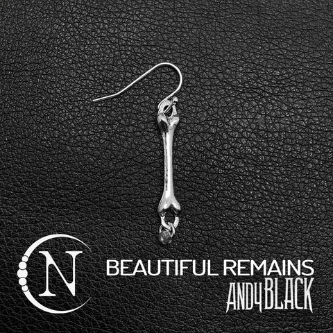 Earring ~ Beautiful Remains By Andy Biersack