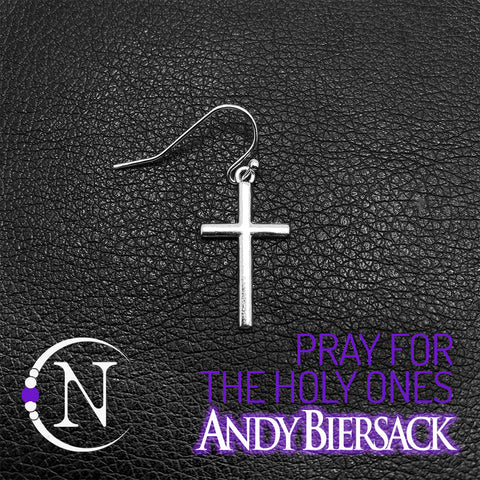Earring ~ Pray For The Holy Ones by Andy Biersack