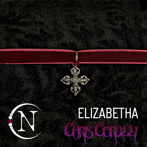 Elizabetha NTIO Necklace/Choker by Chris Cerulli