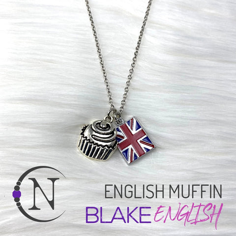 English Muffin NTIO Necklace/Choker by Blake English