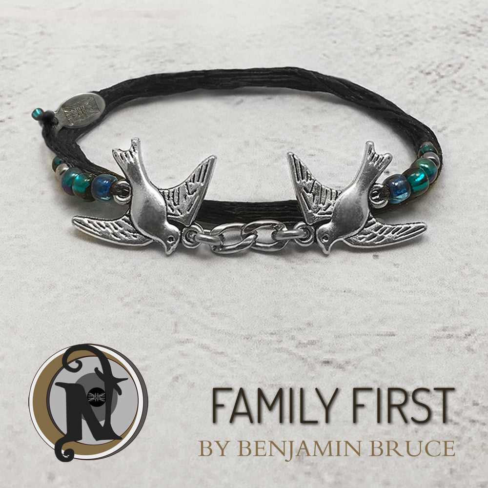 Family First NTIO Bracelet By Ben Bruce