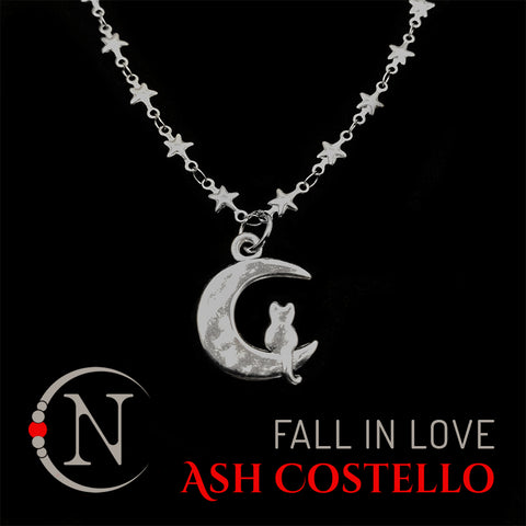 Fall In Love NTIO Choker by Ash Costello