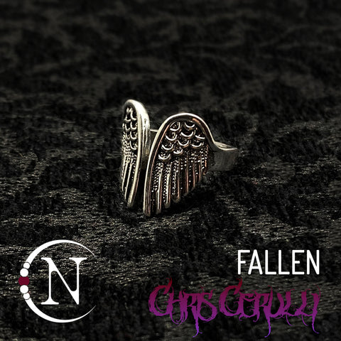 Fallen From Grace Ring by Chris Cerulli