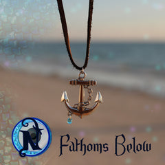 Fathoms Below NTIO Dark Seas Necklace