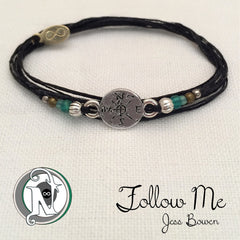 Follow Me NTIO Bracelet By Jess Bowen