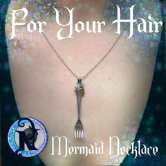 For Your Hair NTIO Dark Seas Necklace