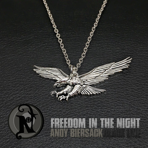 Freedom in the Night NTIO Necklace by Andy Biersack