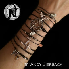 Running with Scissors NTIO Bracelet by Andy Biersack