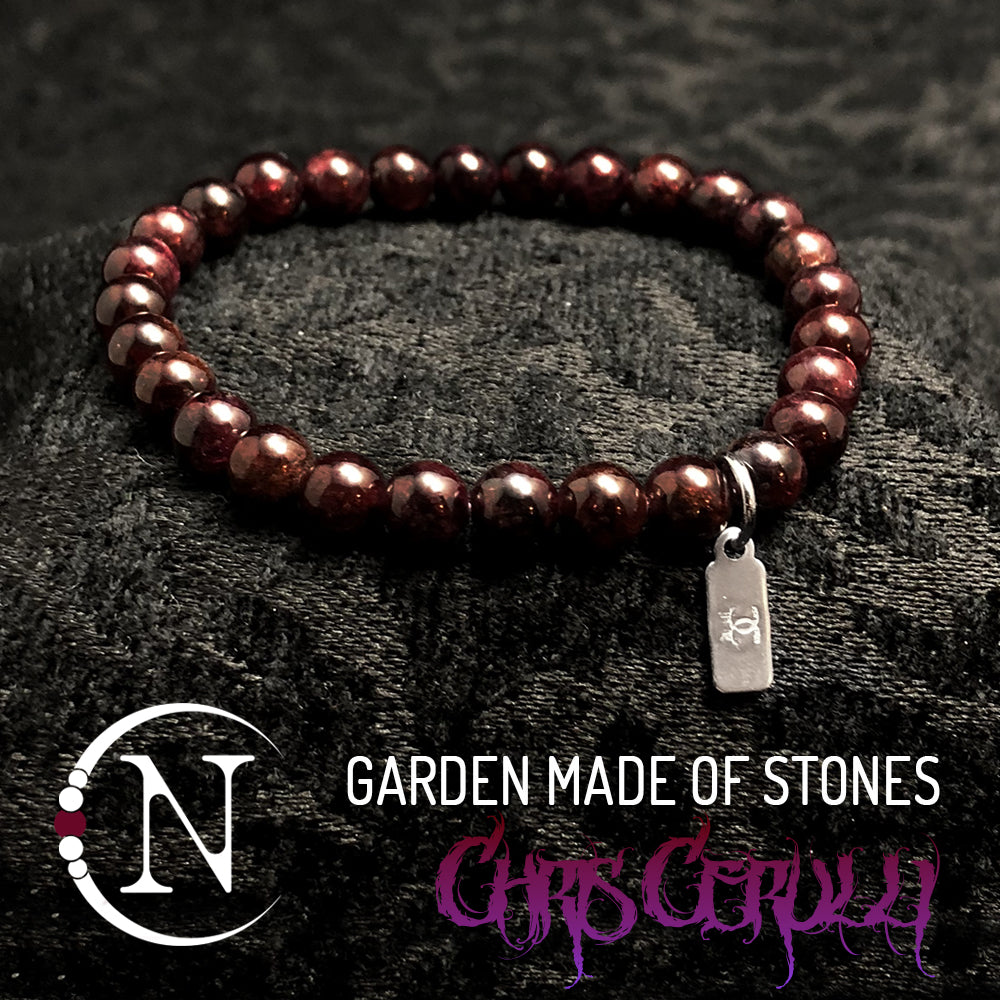 Garden Made of Stones Together Bracelet By Chris Cerulli