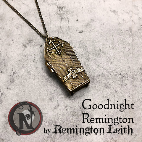 Goodnight Remington NTIO Necklace by Remington Leith