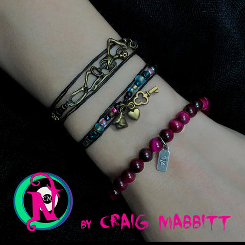 HANGING FROM THE NOOSE CRAIG MABBITT NTIO BRACELET BUNDLE