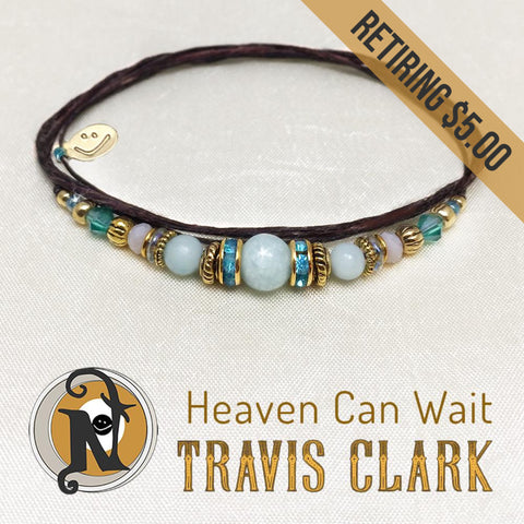 Heaven Can Wait NTIO Bracelet by Travis Clark