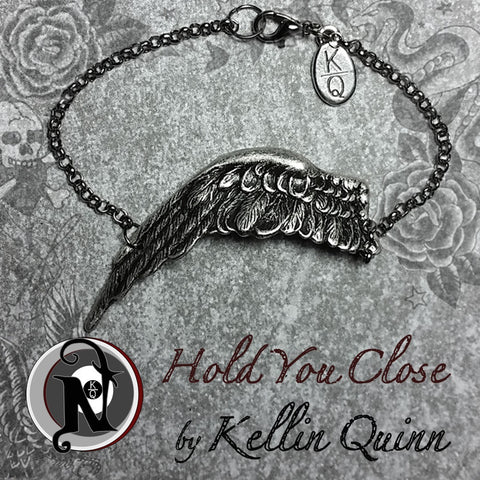 Hold You Close NTIO Bracelet by Kellin Quinn ~ Limited Only 6 More