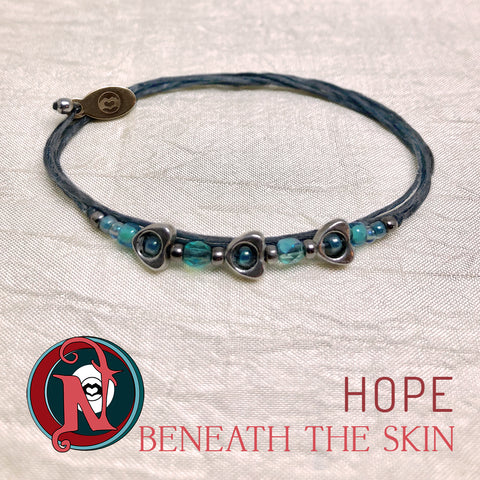 Hope NTIO Bracelet by Beneath The Skin
