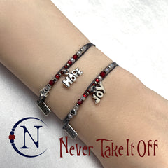 Hope Bracelet by Never Take It Off