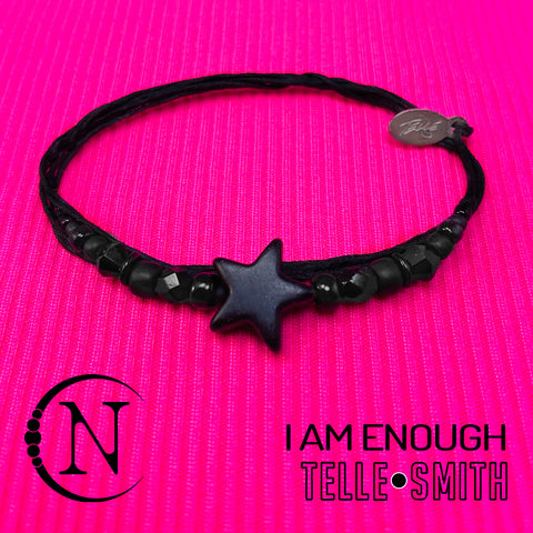 I Am Enough NTIO Bracelet by Telle Smith