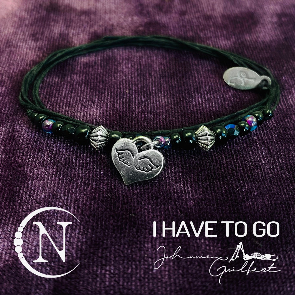 I Have To Go NTIO Bracelet by Johnnie Guilbert