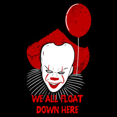 We All Float Down Here NTIO Necklace by Andy Biersack ~ Limited 48