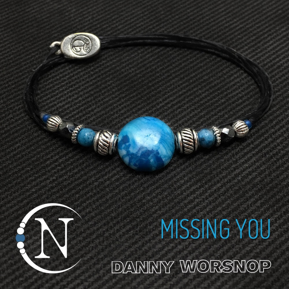 Missing You NTIO Bracelet by Danny Worsnop