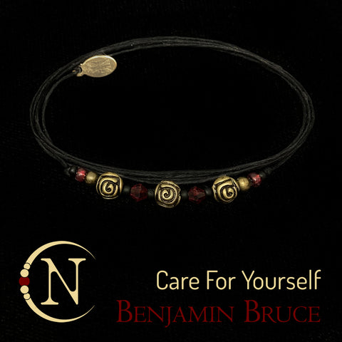 Care For Yourself NTIO Bracelet by Benjamin Bruce